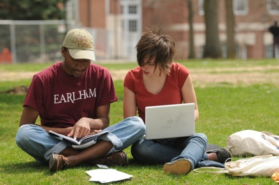 Photo of Earlham College